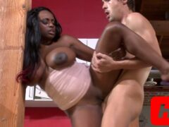 Jada Has Other Plans For The Master And Her Fat Tits