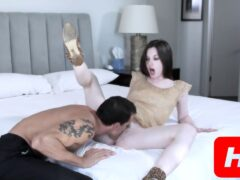 Pale Whore Stoya Is A Master At Taking Stiff Dick
