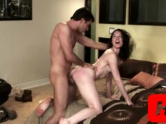 Stoya Gets Inspected By The Police