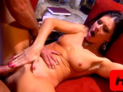 Bored Housewife Drools Over The Neighbor's Dick